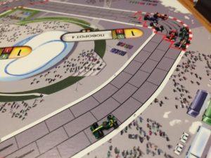 Sochi Lap1 Turn 4 Congestion